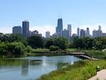 Lincoln Park Pond